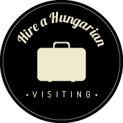 Hire a Hungarian Visiting Logo